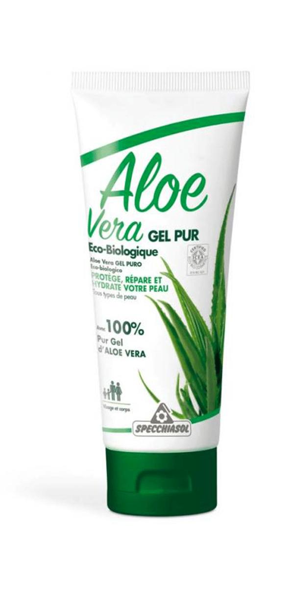 Aloe Vera gel Pur 100 % – Specchiasol