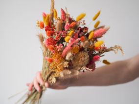 exemple abonnement petit les herbes sauvages fleuriste rennes fleurs seches fleurs sechees