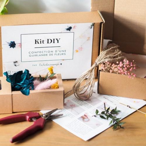 Kit DIY Guirlande (réalisé à la commande)