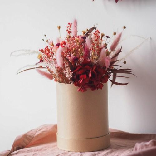Boite fleurie Yseult