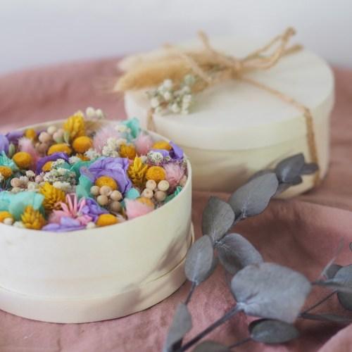 Coffret fleuri Suzette