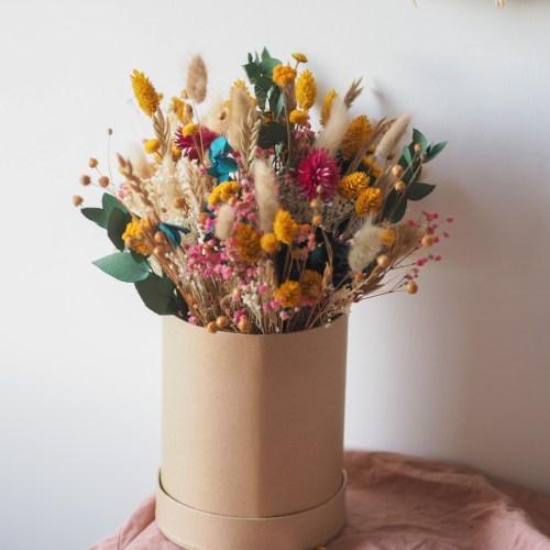 Boite fleurie Simone