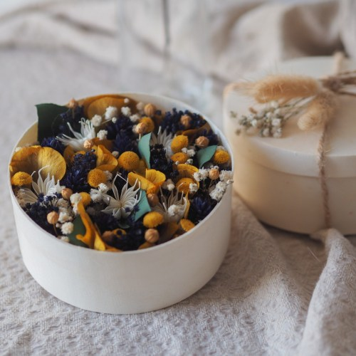 Coffret fleuri Lison