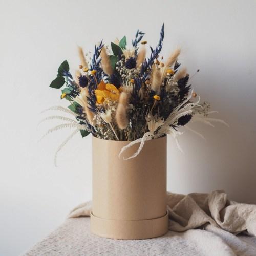 Boite fleurie Lison (réalisée à la commande)