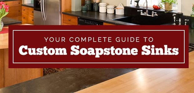 custom soapstone sinks in central pa