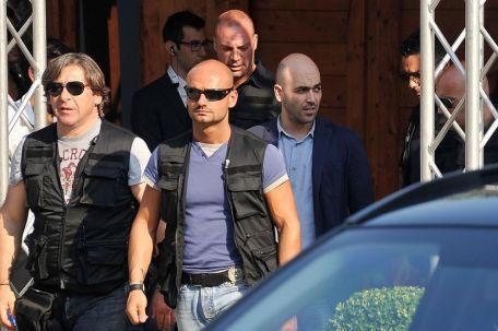 L'écrivain antimafia Roberto Saviano vit sous escorte depuis 2006