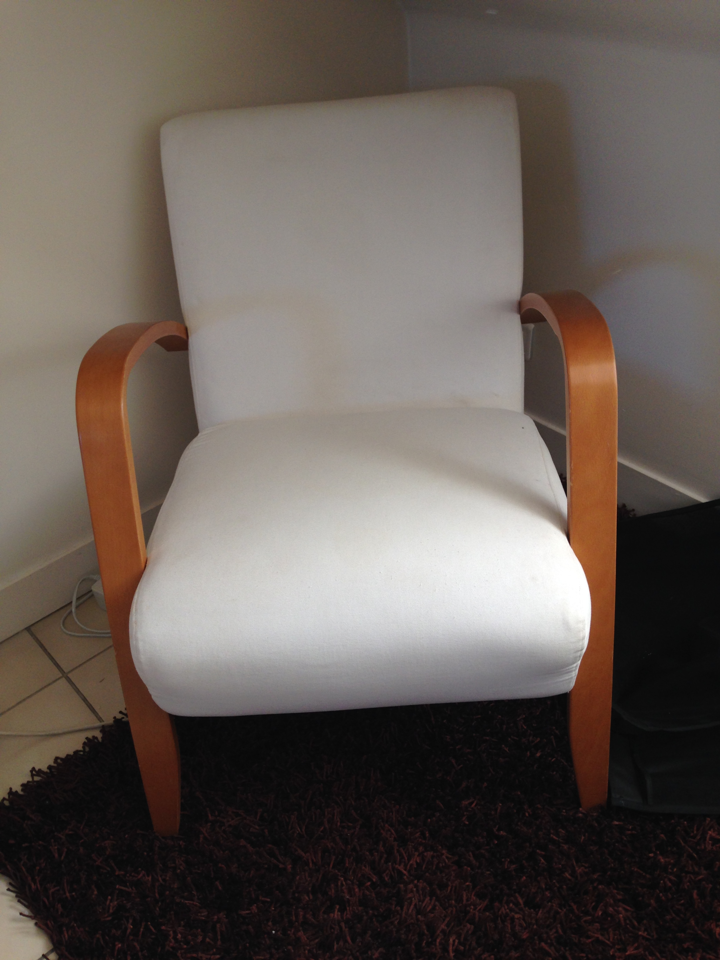 teindre housse fauteuil