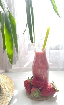smoothie fraise les idées de mimi2867422717147955232..jpg