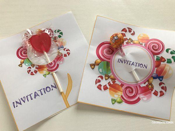 invitations vraiment originales