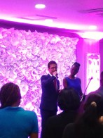 Randy Fenoli at Jamaica's Wedding Expo 2013