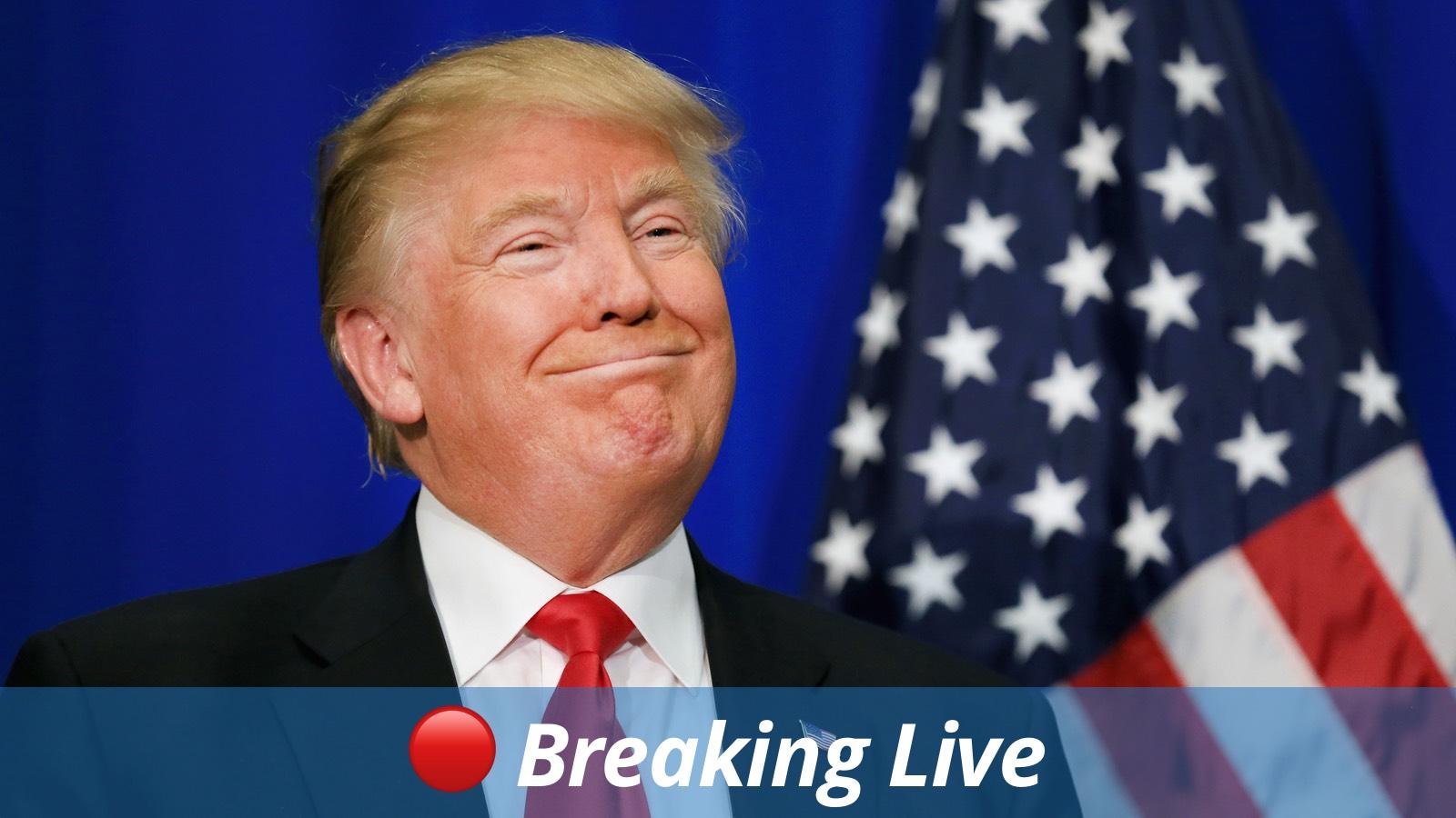 Stupéfaction : Donald Trump sera le 45ème Président des États-Unis