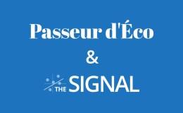 Passeur d'Éco intègre The Signal