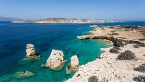 Koufonissi Pano, l'île la plus propre de Grèce