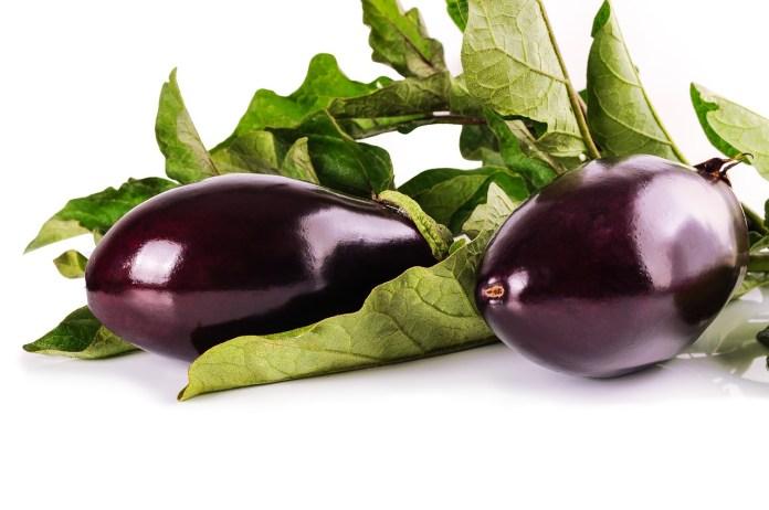 aubergines moussaka