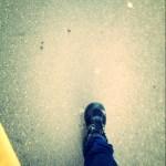 Les pas des passants #1-14