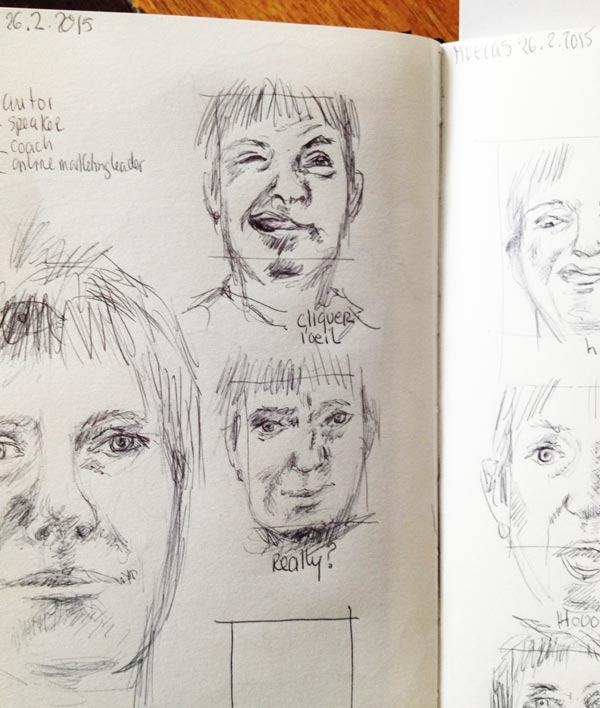 Auto-Portrait-stylo-Bic-13l