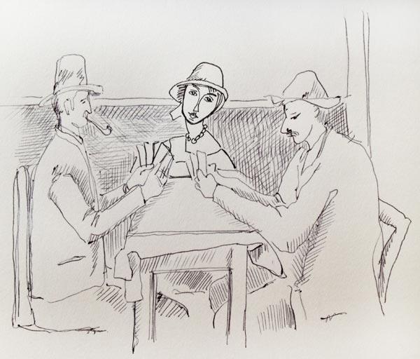 Cezanne-Modigliani-2l