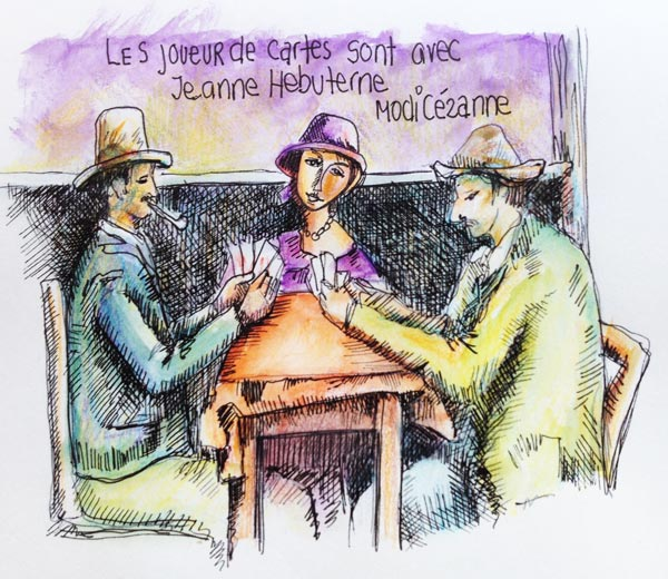 Cezanne-Modigliani-5l