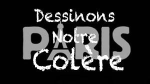 Paris-attentat-dessiner-colère