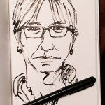 autoportrait-crayons-mirroir-dessiner-1