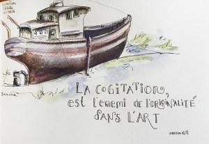 dessin-bateau-lettrage-lettering-2l