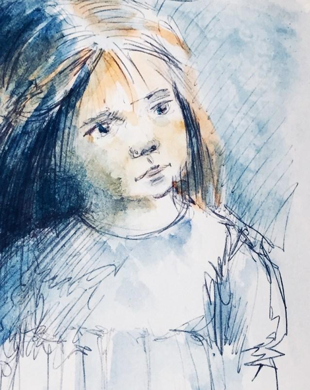 Crayon Dessin Portrait Facile Comment Apprendre Dessiner Un