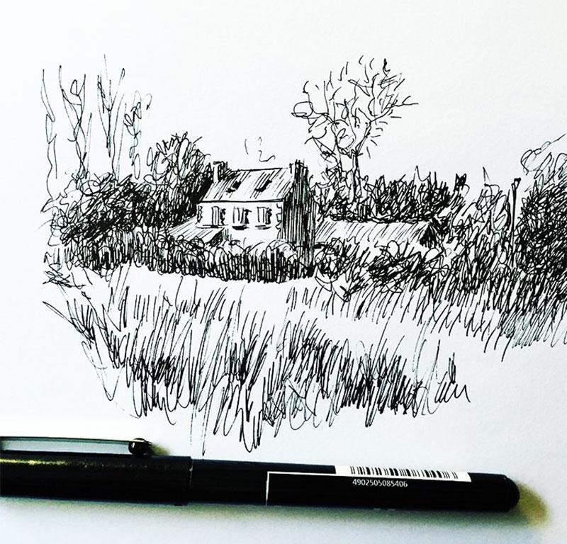 maison-roscoff-renata-dessin