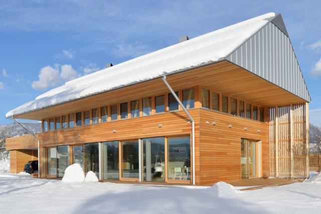 3biro arhitekti - Hiša L