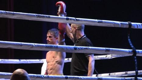 Arthur meyer vs Ahmed moutfi - 60 kg.Image fixe001