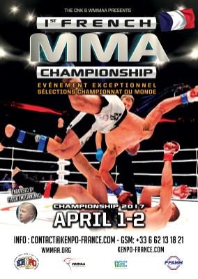 1 th French MMA Championship