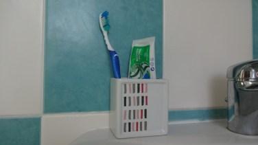 Pot à brosses à dents : Stockomani