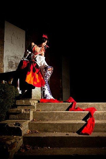 Lindsay,Ashura de (Tsubasa Reservoir Chronicle) par Kn8e/ Nachte