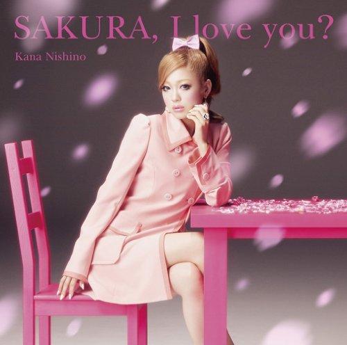Kana Nishino - Sakura, I Love You2