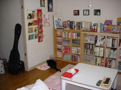Chambre de fille Japonaise.6