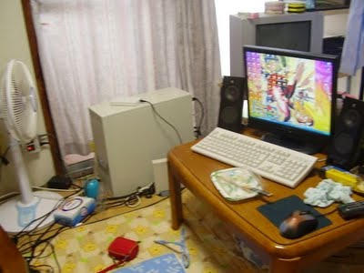 Chambre d'enfant Japonais. 05