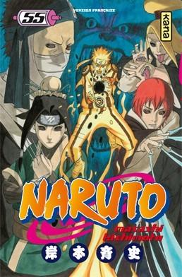 Naruto 55.