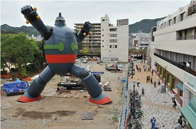Robot au chantier