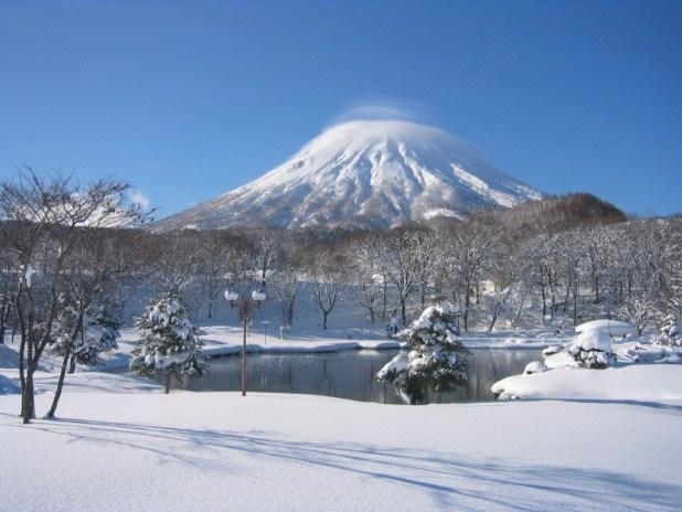 Mont Yotei - Hokkaido