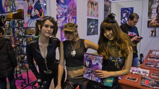 Zero Yen Girls.
