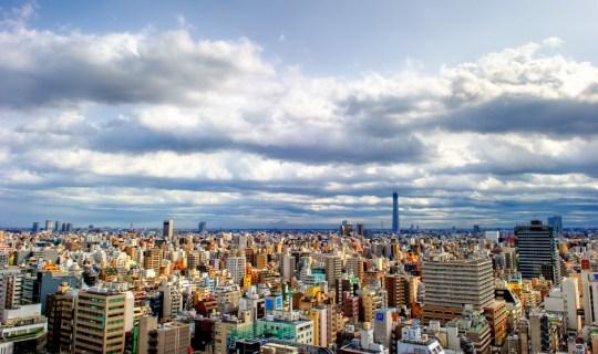 Spring Day -Tokyo, Japan by james justin