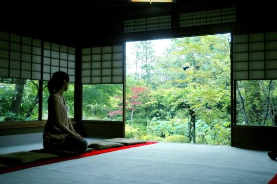 Salle de thé par Yuki Yaginuma