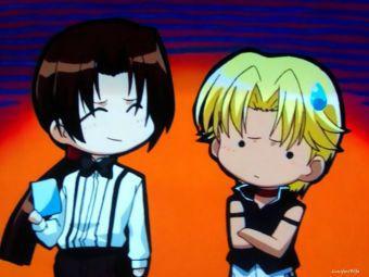 Keiichiro et ryo SD