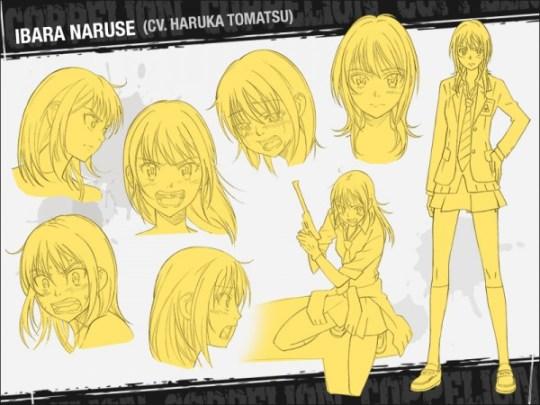 Ibara Naruse
