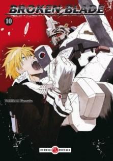 Arrêt de commercialisation de Broken Blade en France (Doki Doki)
