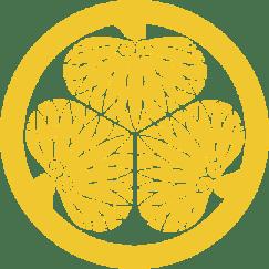"""Emblème dit """"mon"""" du clan."""