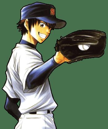 Eijun Sawamura - daiya no a
