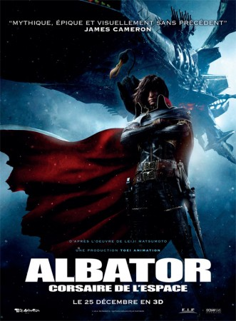 albator 3d affiche