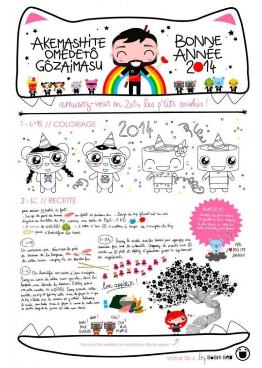 La recette des sushis, par sushiseb