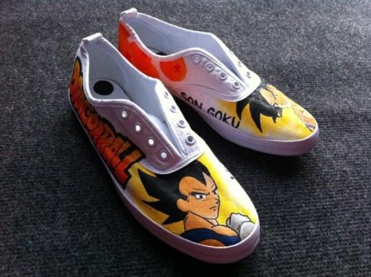 Jessman5 - chaussures dragon ball (2)
