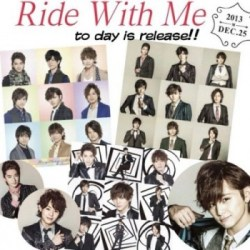 hey say jump - ride with me